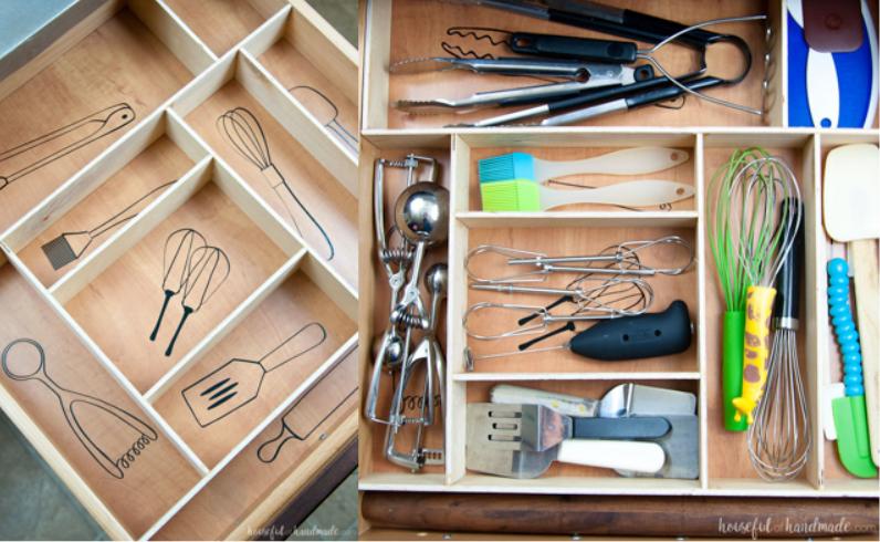 Let's Get Organized: Kitchen Edition