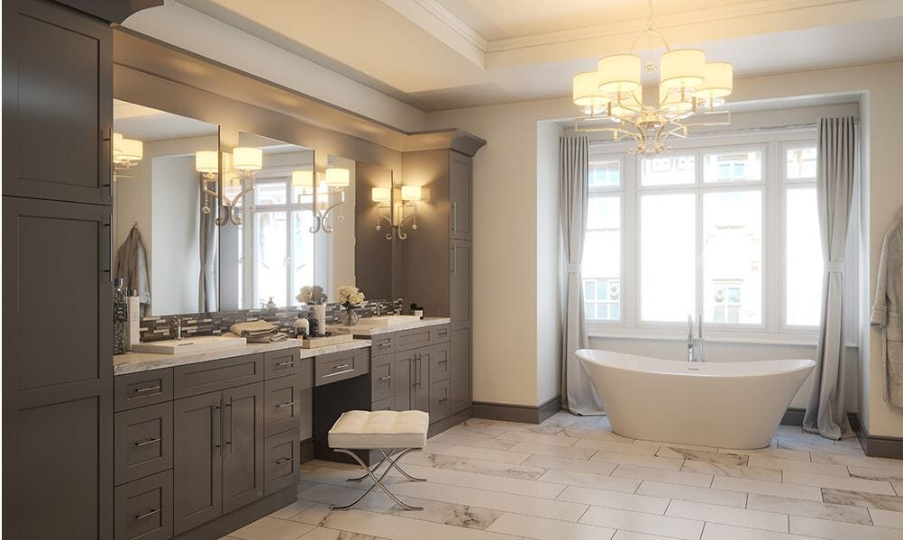 3 Ways To Make Your Bathroom Look Expensive