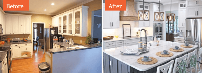 Professional vs DIY Kitchen Remodel