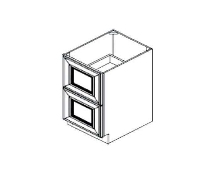 Three Drawer Bases