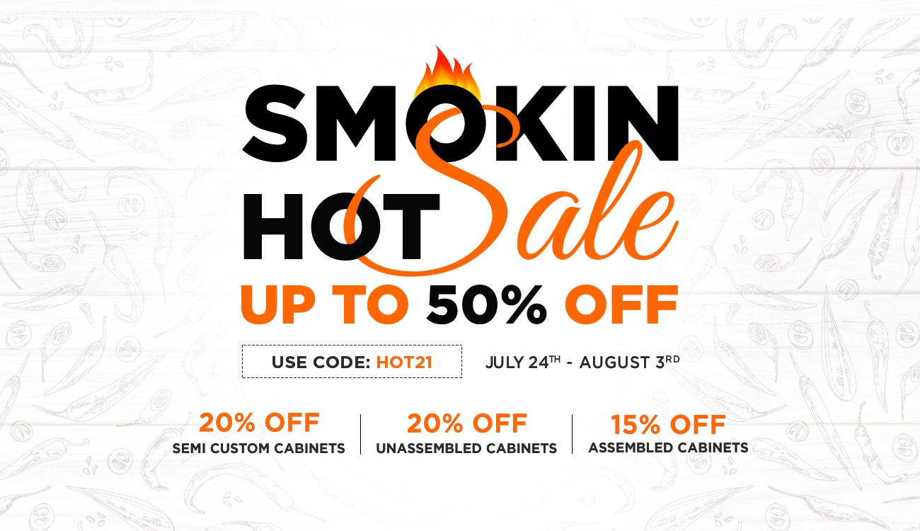 SMOKIN HOT SALE