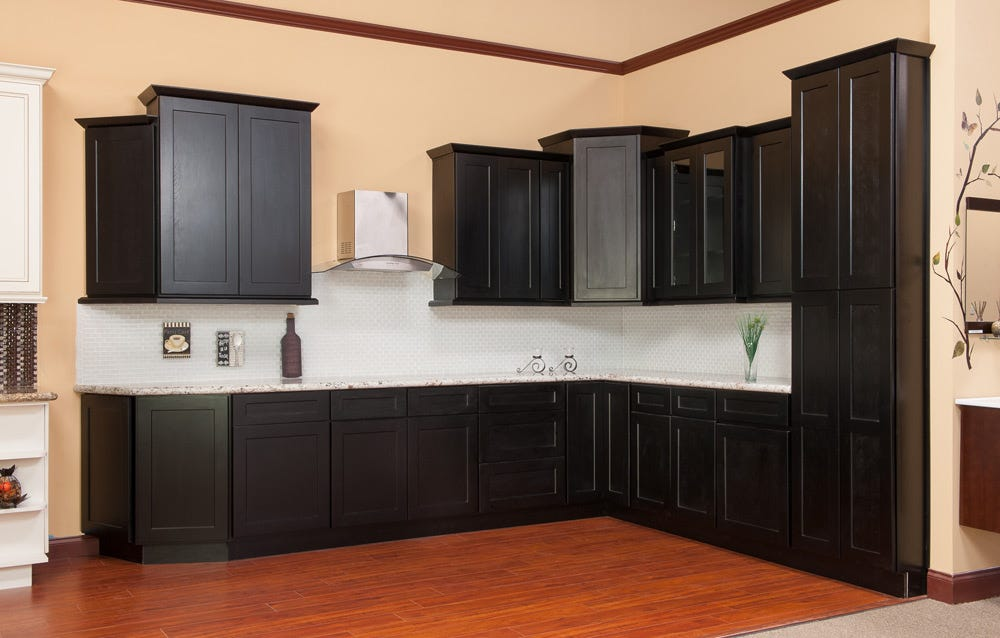 SHAKER JAVA & Kitchen Cabinets Photos Gallery | Prime Cabinetry