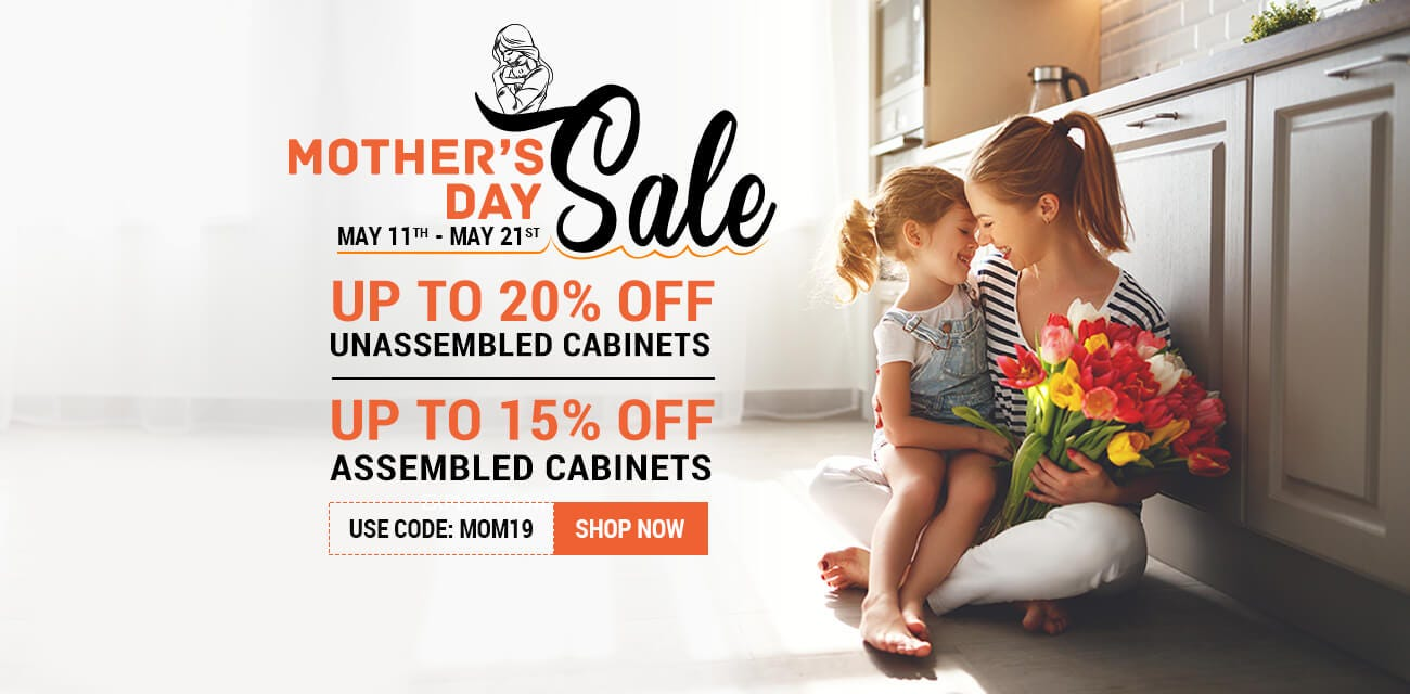 Save Up to 50% Off During Mothers Day
